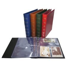 Альбом Элит Универсал формат Grand с листами для банкнот или открыток