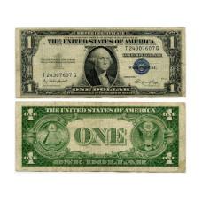 1 доллар США 1935 г. (T 24307607 G, Е)