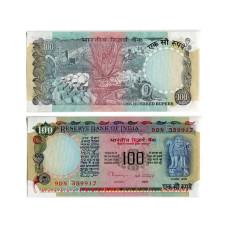 100 рупий Индии 1979 г.