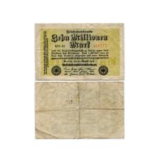 10 миллионов марок 1923 г. VG