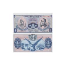1 песо Колумбии 1973 г.