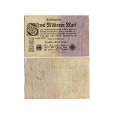2000000 марок Германии 1923 г. (21 D 023932)