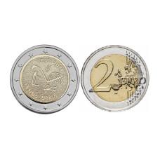 2 евро Эстонии 2021 г. Финно-угорские народы