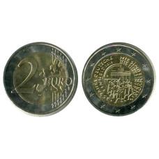 2 евро Германии 2015 г., 25 лет объединения Германии (A)