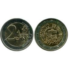 2 евро Германии 2015 г., 25 лет объединения Германии (G)