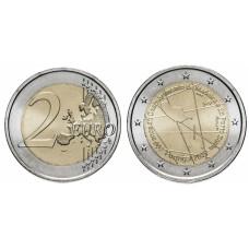 2 Евро Португалии 2019 г. 600 лет открытию острова Мадейра