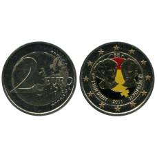 2 Евро Бельгии 2011 Г., 100 Лет Международному Женскому Дню