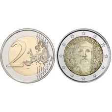 2 Евро Финляндии 2013 Г., 125 Лет Со Дня Рождения Нобелевского Лауреата Ф. Э. Силланпяя