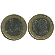 1 Евро Испании 2001 Г.