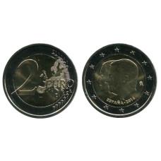 2 Евро Испании 2014 Г., Король Филипп VI