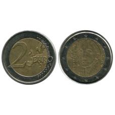 2 Евро Финляндии 2012 Г., 150 Лет Со Дня Рождения Хелены Шерфбек