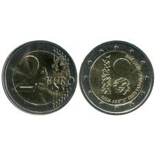 2 Евро Эстонии 2018 Г., 100-Летие Эстонской Республики