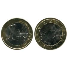 1 Евро Австрии 2011 Г.
