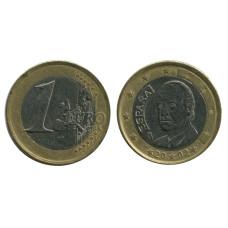 1 Евро Испании 2002 Г.