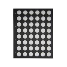 Лист для пивных пробок на 48 мест размер 245х310 мм, формат Grand