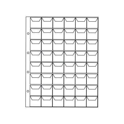 Лист на 48 ячеек (ЛМ48кл-О)