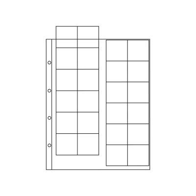 Лист на 24 ячейки (ЛМ24ск-О)