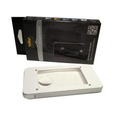 Лупа Magnifier 75х43х5d и 23х16d, Art. № G - 188 (с подсветкой) белая