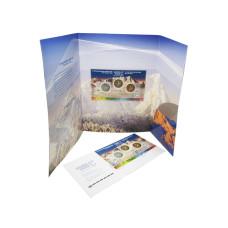 Лист марок с конвертом в буклете, XI Паралимпийские зимние игры 2014 в г. Сочи