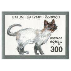 Блок марок Батуми (Кошка) 1 шт.