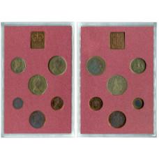 Набор монет Великобритании 1979 г. 1