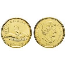1 доллар Канады 2012 г., XXX летние Олимпийские Игры, Лондон 2012