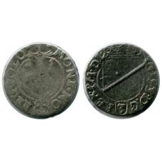Польский полторак 1625 г. 21