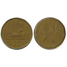 1 доллар Канады 1989 г.