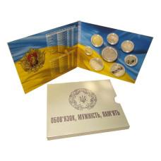 Набор монет Украины 2019 г.