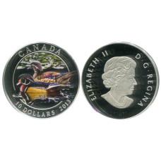 10 долларов Канады 2013 г., Каролинская утка