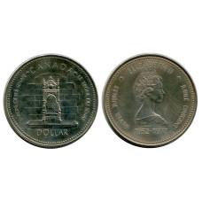 1 доллар Канады 1977 г.