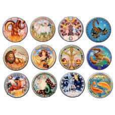 Набор монет 5 рублей Знаки зодиака