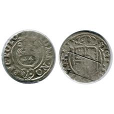 Польский полторак 1624 г. 9