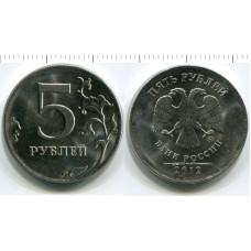 5 рублей 2012 г.