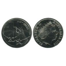 20 центов Австралии 2015 г., АНЗАК - Санитарки