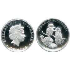 1 доллар 2013 г., Кукабурра