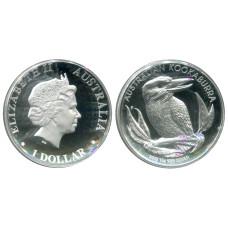 1 доллар 2012 г., Кукабурра