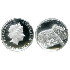 1 доллар 2012 г., Австралийская Коала