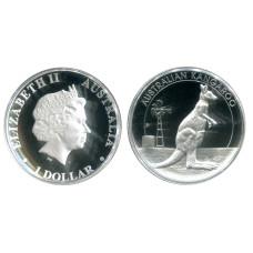 1 доллар 2012 г., Кенгуру
