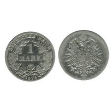 1 марка Германии 1875 г. (G) 1