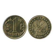 1 тенге Казахстана 2004 г.