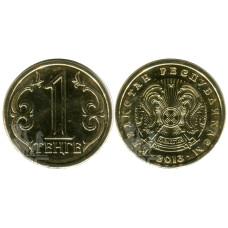 1 тенге Казахстана 2013 г. ( магнитная)