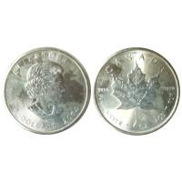 5 долларов Канады 2014 г., Кленовый лист