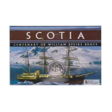 50 пенсов Британские арктические территории 2021 г. корабль Скотия