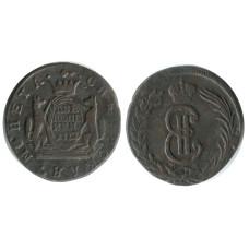 2 копейки 1772 г. (КМ,сибирская) Екатерина II