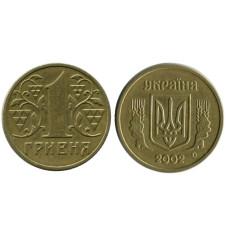1 гривна 2002 г.