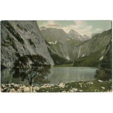 "Открытка ""Obersee"" (5-22)"