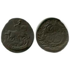 2 копейки 1776 г. Екатерина II ЕМ