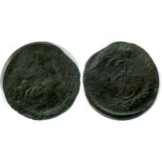 Полушка 1789 г. без букв (1)