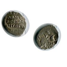 Копейка Лжедмитрия I 1605-1606 Гг., 53
